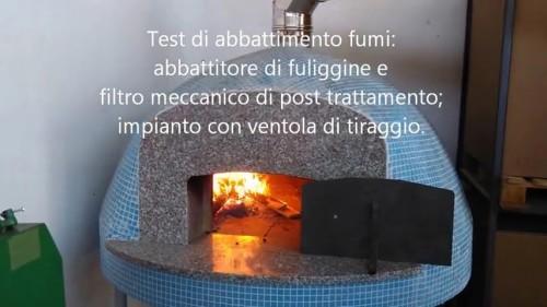 Abbattitori di fuliggine foggia archives abbattitori di for Abbattitore fumi forno a legna