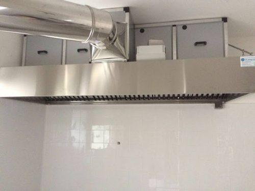 Centraline ai carboni attivi abbattitori di fuliggine napoli - Cappa aspirante cucina senza canna fumaria ...